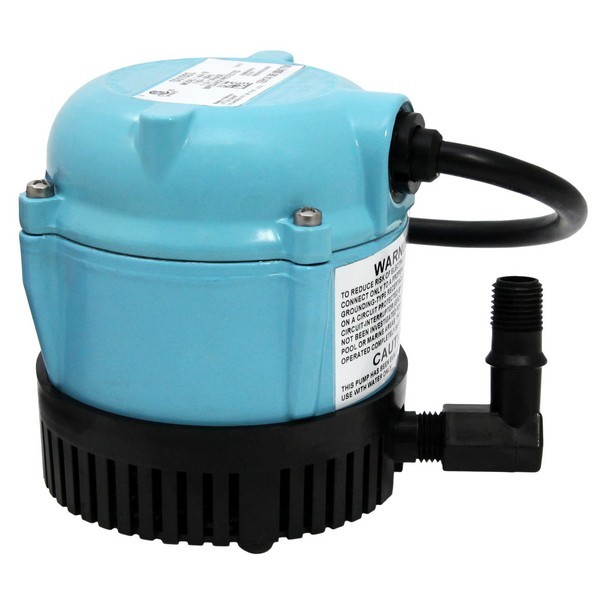 Submersible Only Manual Pump, 6' Cord, 110v ~ 120v 501003