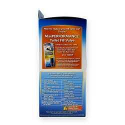"Korky 3"" Adjustable Flush Valve Kit w/ Tank-to-Bowl Gasket & Flapper"