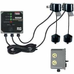 Liberty Pumps 5050V Duplex Sump Pump Control