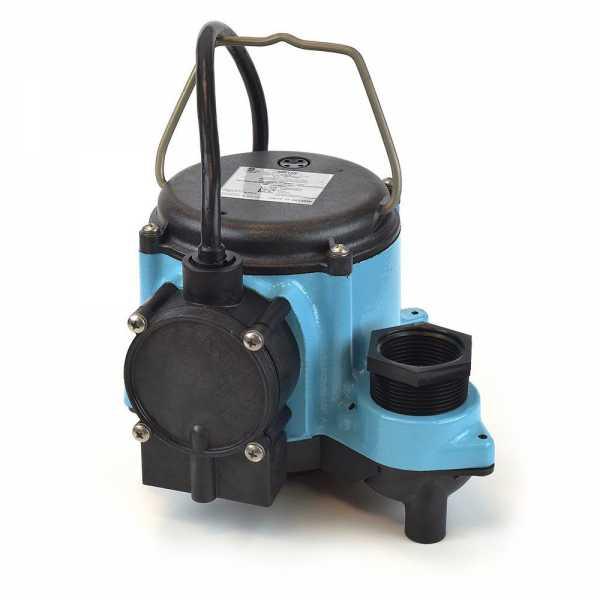 Automatic Sump Pump w/ Diaphragm Switch, 25' cord, 1/3HP, 115V