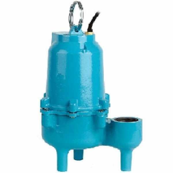 ES50M1-20 Manual Sump/Effluent/Sewage Pump w/ 20' cord, 1/2 HP, 115V