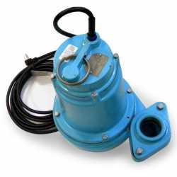 High-Head Manual Effluent Pump, 1/2HP, 20' cord, 115V