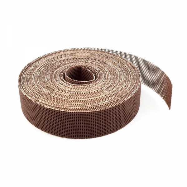 "Abrasive Mesh Cloth, 1-1/2"" x 25 yards"
