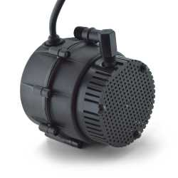 Manual Oil-Filled Small Submersible Pump w/ 6' cord, 1/40HP, 115V