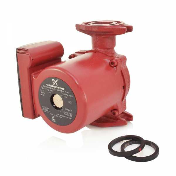 UP26-64F Circulator Pump, 1/12 HP, 115V