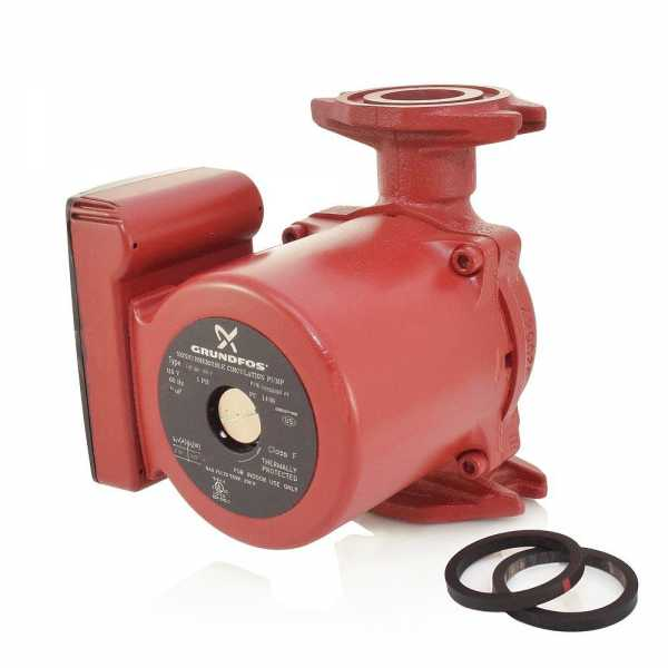 UP26-99F Circulator Pump, 1/6 HP, 115V