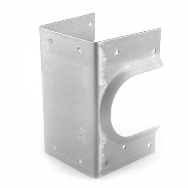 "Double Stud Shoe for up to 2"" PVC/ABS/Cast Iron Pipe"
