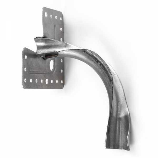 "1/2"" PEX SideWinder Steel Bend Support w/ Ear"
