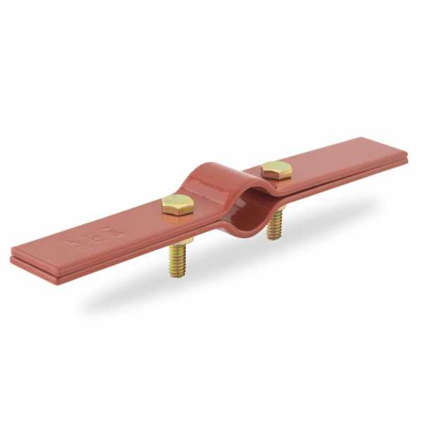 "3/4"" Copper Epoxy Coated Riser Clamp"