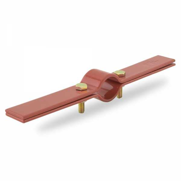 "1"" Copper Epoxy Coated Riser Clamp"