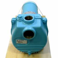 Lawn Sprinkler Pump, 1-1/2HP, 115/230V, Cast Iron