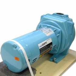 Lawn Sprinkler Pump, 1-1/2HP, 115/230V, Cast Iron