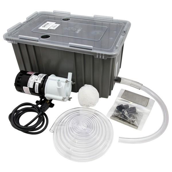 "Little Giant 562660 Coil Cleaning Manual Pump Kit, 6"" Cord, 110v ~ 120v"
