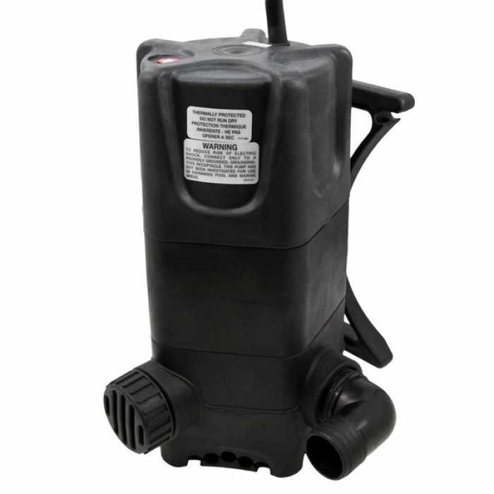 Little giant wgp series 566417 wgp 80 pw manual pond for Pond pumps direct