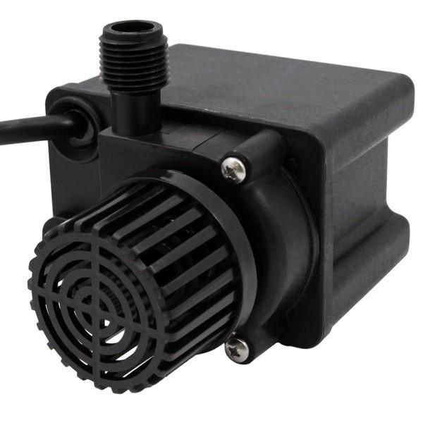 "Little Giant 566612 Direct-drive Manual Pond Pump, 15"" Cord, 110v ~ 120v"