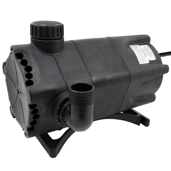 Pond/Waterfall Pump w/ 16' cord, 5/8HP, 115V