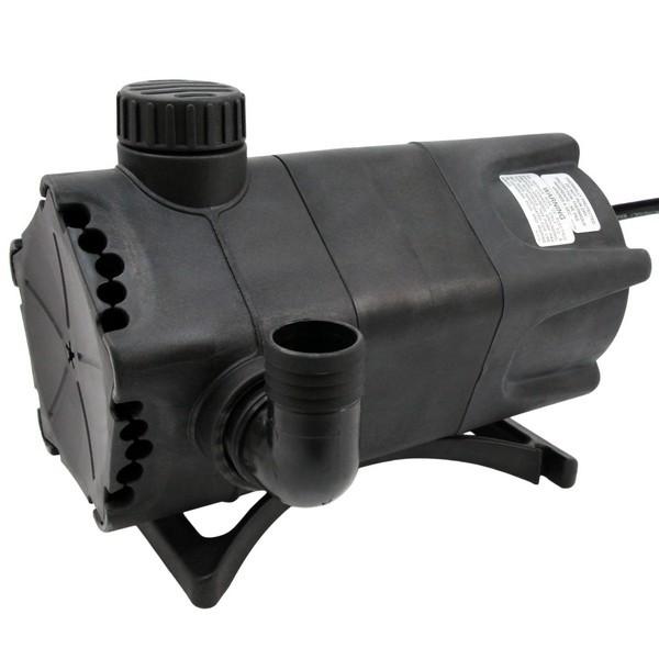 "Little Giant 566417 Direct-drive Manual Pond Pump, 16"" Cord, 110v ~ 120v"
