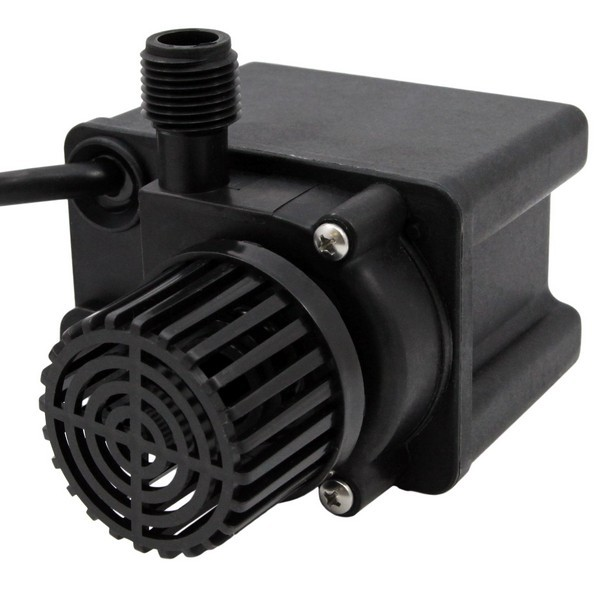 Little Giant Series 566612 Pe 2 5f Pw Manual Pond Pump 15 39 Cord 110v 120v