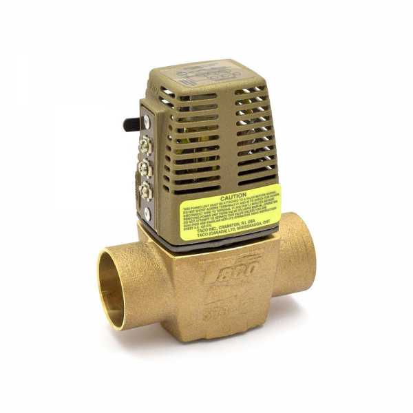 "1-1/4"" Sweat 570 Zone Valve"