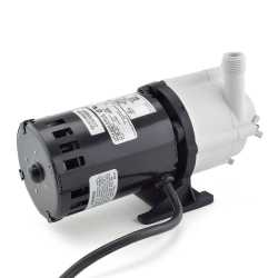Magnetic Drive Pump for Semi Corrosive, 1/25HP, 115V