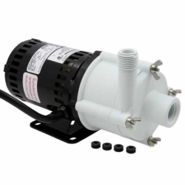 2-MDQ-SC Aquarium Pump, 1/30 HP, 115V