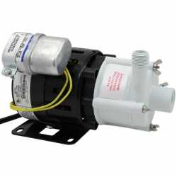 Magnetic Drive Pump for Mildly Corrosive, 1/8HP, 115V