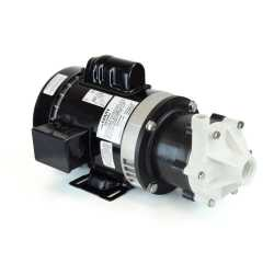 Magnetic Drive Pump for Semi-Corrosive, 1/2HP, 115/230V, 1-Phase