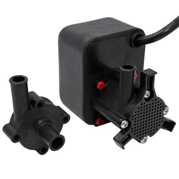 "Little Giant Magnetic Drive Aquarium Pump Aquarium Manual Pump 589200, 6"" Cord, 110v ~ 120v"