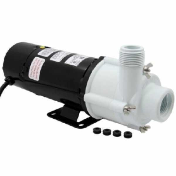 3-MDQ-SC Aquarium Pump, 1/15 HP, 115V