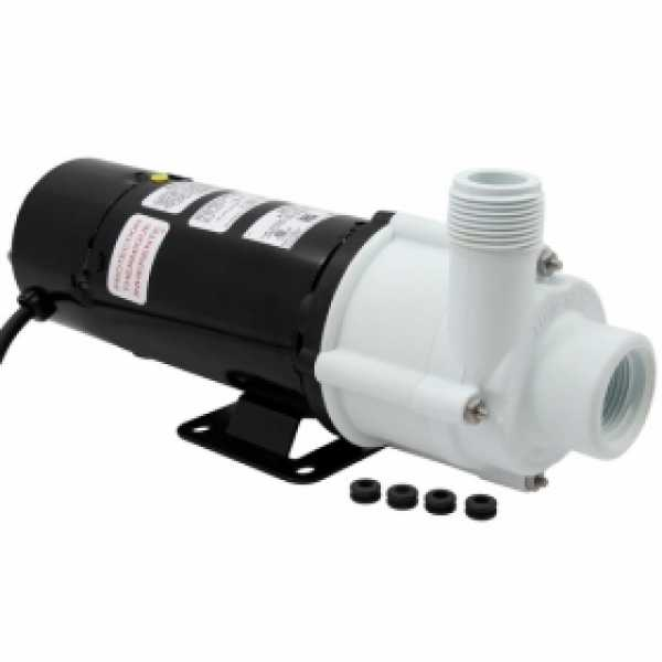 Aquarium Pump, 1/15HP, 115V