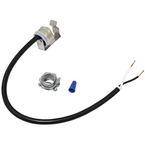 "1/2"" Clip-on Aquastat Kit for UP Series Circulators, 105 On, 115F Off"
