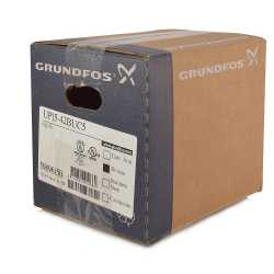 "Grundfos 59896150 Bronze Circulator Pump w/ IFC, 1/2"" Sweat, 1/25HP, 115V"