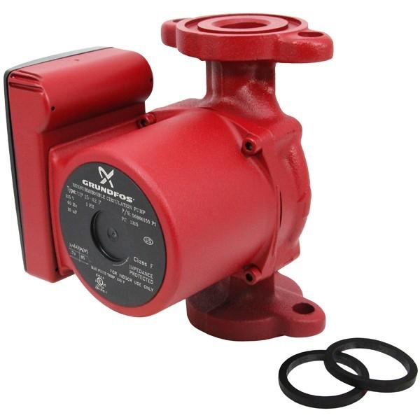 59896155 Grundfos UP15-42F Circulator Pump, 1/25HP, 115V