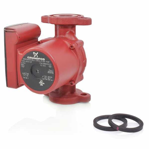 UP15-42F Circulator Pump, 1/25HP, 115V