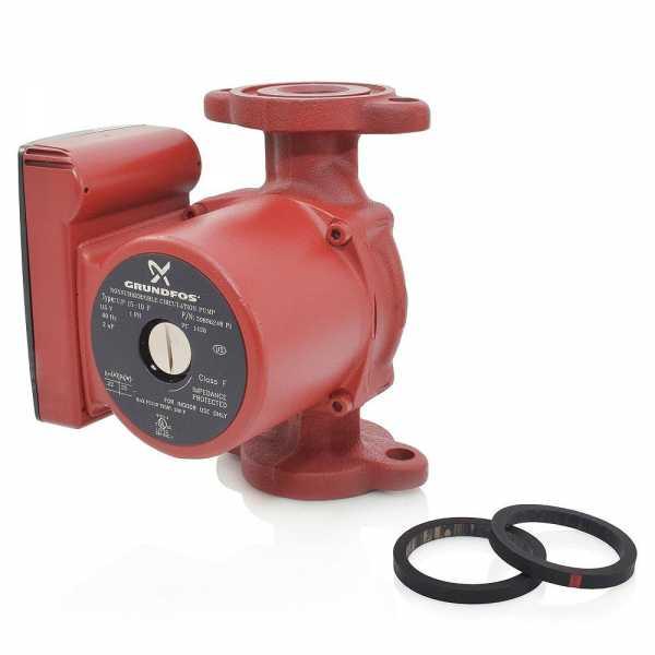 UP15-10F Circulator Pump, 1/25HP, 115V