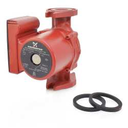 UP15-10FR Circulator Pump, 1/25HP, 115V