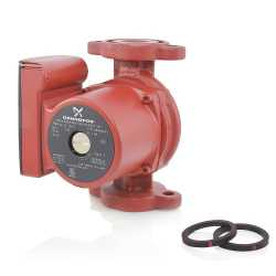UP15-100FR Circulator Pump, 1/25HP, 115V