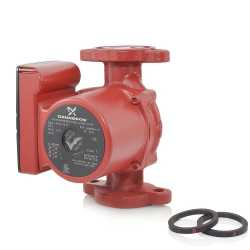 UP15-58FC 3-Speed Circulator Pump w/ IFC, 1/25HP, 115V