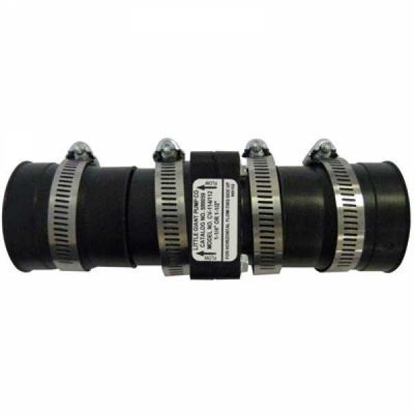 "1-1/2"" or 1-1/4"", Combo Slip Check Valve"
