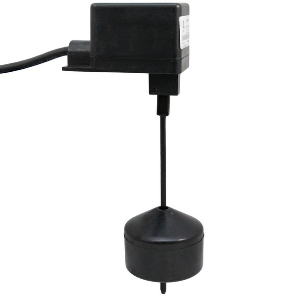 Little Giant 599193 Vertical Float Switch, 10 Cord, 110v ~ 120v