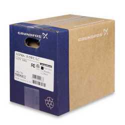 Grundfos 59896877 15-55F Circulator Pump w/ IFC, 1/16HP, 115V