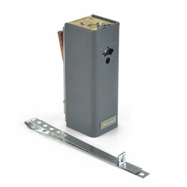 High Limit/Low Limit/Circulator Strap-on Aquastat, 5-30F Differential, 65F-200F