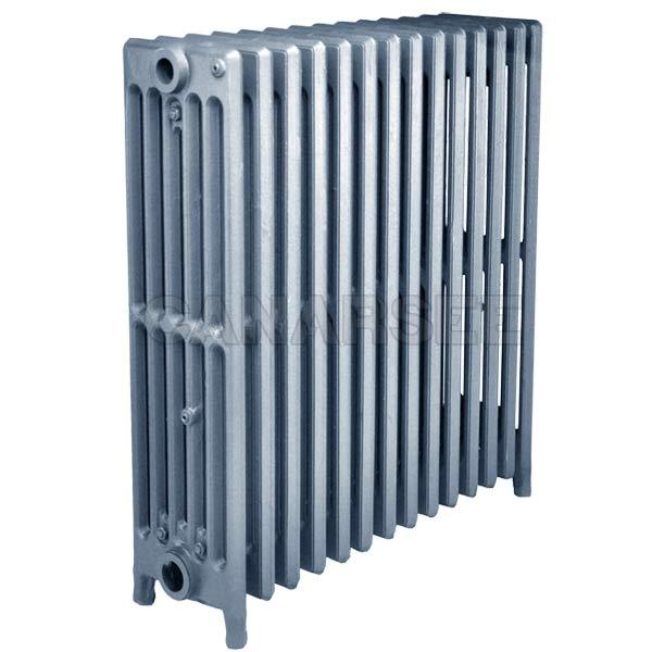 "OCS CFS-625 Cast Iron Radiator, 6 Col x 25"" Inch, with Legs"