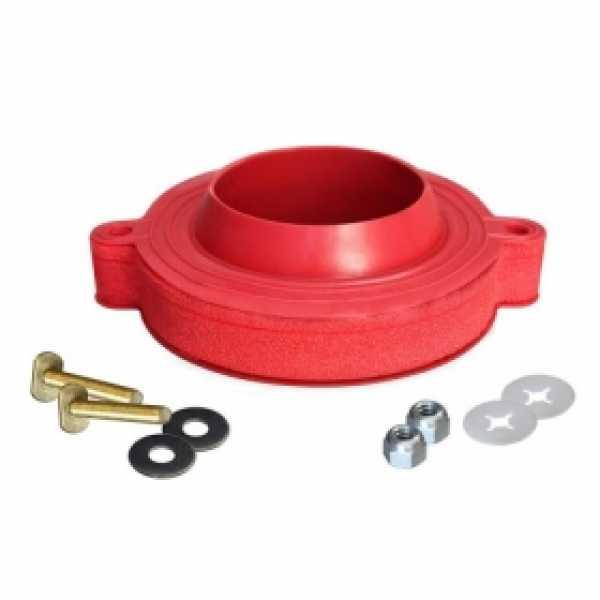 Korky WaxFREE Toilet Gasket w/ Hardware