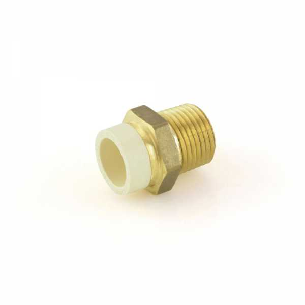 "1/2"" MIP x 1/2"" CPVC Adapter (Lead-Free)"