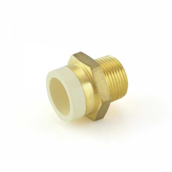 "3/4"" MIP x 3/4"" CPVC Adapter (Lead-Free)"