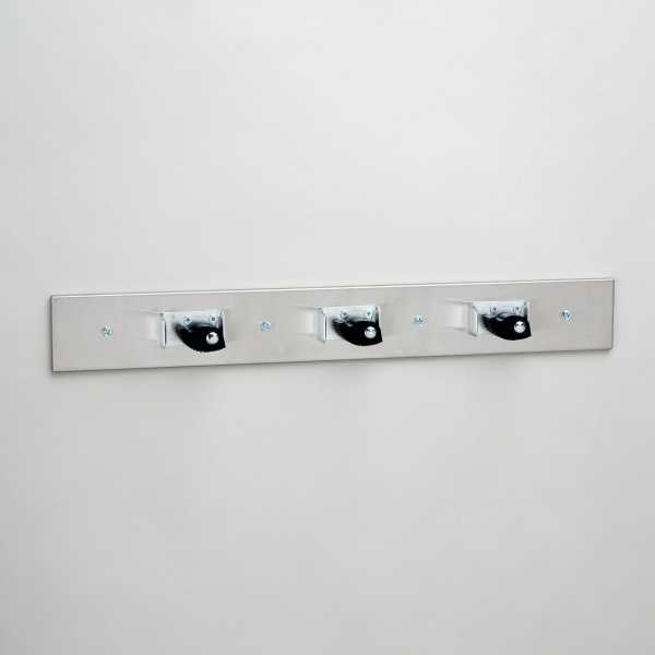 """3"""" x 22"""" Wall Hanger for (3) Mops"""