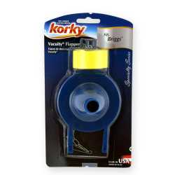 Korky Flapper for Briggs Vacuity Toilets