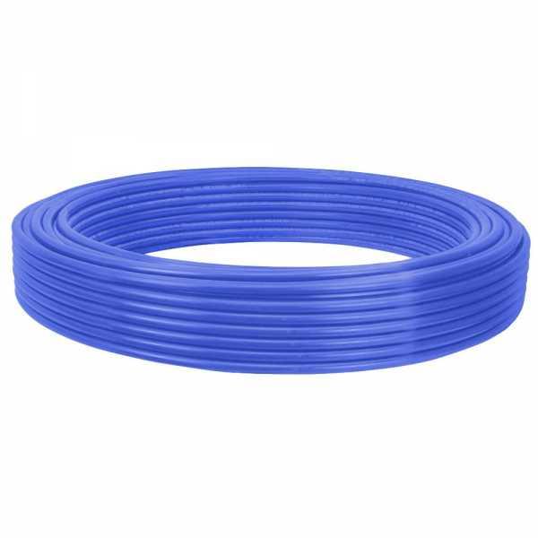 "1/2"" x 100ft PowerPEX Non-Barrier PEX-B Tubing, Blue (Expandable, F1960 compliant)"