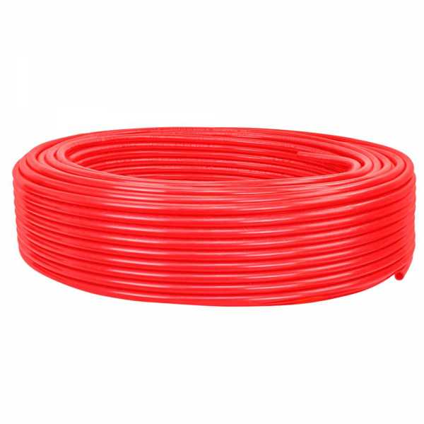 """1/2"""" x 300ft PowerPEX Non-Barrier PEX-B Tubing, Red (Expandable, F1960 compliant)"""
